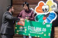La Universidad de las Américas Puebla entrega premios del Trigésimo Cuarto Sorteo UDLAP