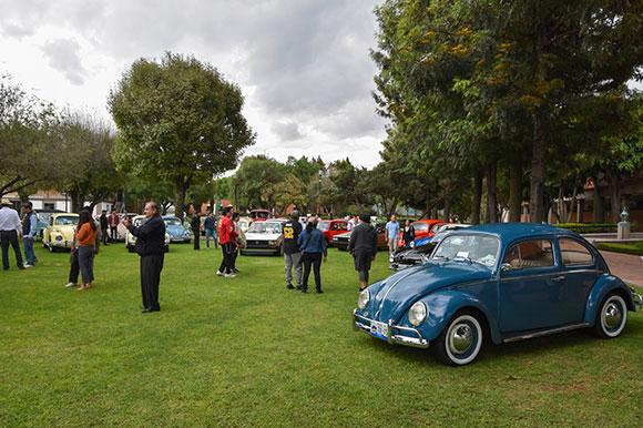 La edición XXXVI fue la mejor del Salón del Automóvil Antiguo