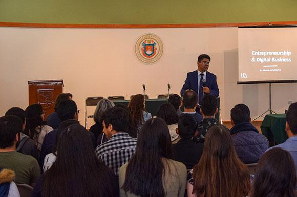 La UDLAP realiza workshop en conjunto con universidad del Reino Unido