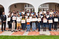 El programa de la UDLAP PI-ensa entrega reconocimientos a participantes