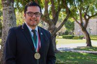 Egresado UDLAP Premio Nacional de Locución en la categoría Maestro de Ceremonias