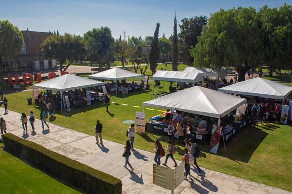 Feria de Servicio Social y Voluntariado Primavera 2020