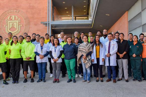 UDLAP realiza Jornadas de actualización en medicina del deporte