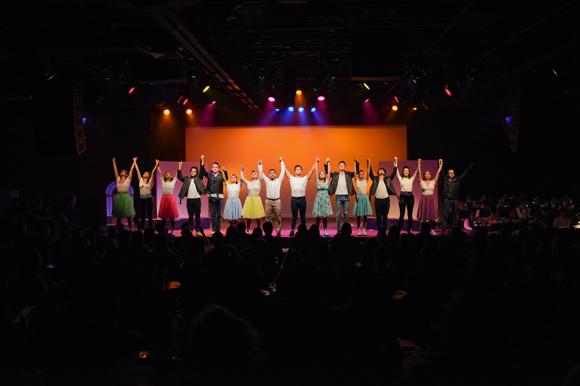 All Shook Up  en el Lunario del Auditorio Nacional