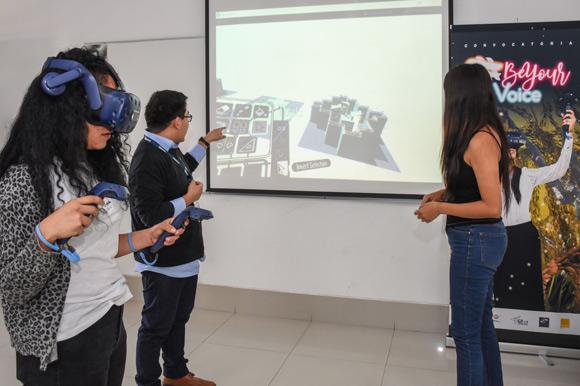 UDLAP sede de taller de realidad virtual para mujeres