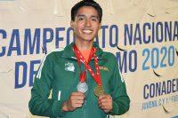 Cayeron las primeras medallas para la Tribu Verde en el nacional de la CONADEIP