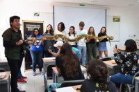Estudiantes de la UDLAP recibieron taller de educación ambiental para el manejo de reptiles