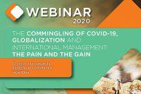 Académicos UDLAP analizan el COVID-19 desde el punto de vista de la globalización y gestión internacional