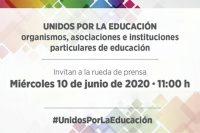 Maestros, padres de familia e instituciones particulares educativas buscan participar en el diálogo en favor de la educación