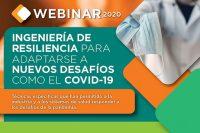 Ingeniería de resiliencia, importante para la adaptación a desafíos como el COVID-19