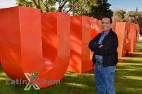 Académico y egresado UDLAP, integrantes del comité organizador del LatinXChem 2020