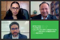 México tendrá un impacto negativo por la degradación de su calificación crediticia
