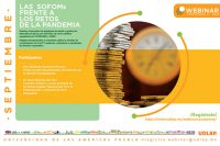 SOFOMs perdieron mercado ante pandemia de COVID-19