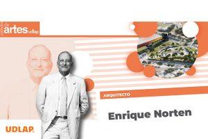Arquitecto Enrique Norten presente en la Cátedra de Artes UDLAP