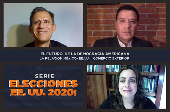 Webinars UDLAP analizan los efectos de la elección de Estados Unidos
