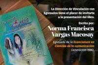 Egresada UDLAP presenta novela infantil
