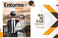 Revista Entorno UDLAP celebra con su edición número 12, cuatro años difundiendo el conocimiento
