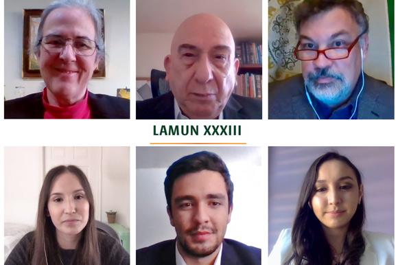 En modalidad en línea se realiza XXXIII Latin American Model of United Nations de la UDLAP
