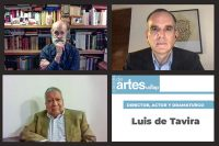 La Cátedra de Artes UDLAP recibe al director de escena Luis de Tavira
