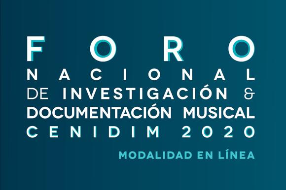 Académica UDLAP dictó ponencia magistral en el Foro Nacional de Investigación y Documentación Musical CENIDIM