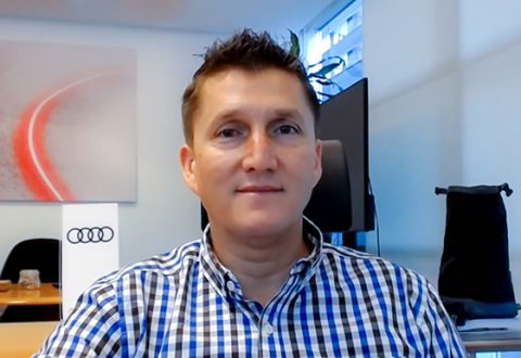 Egresado UDLAP al frente de la dirección de Audi
