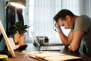 Aliviar el estrés en tiempos difíciles