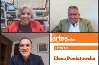 Elena Poniatowska inaugura la segunda edición de la Catedra de Artes UDLAP