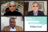 """""""La arquitectura es un arte para el bienestar"""" compartió Felipe Leal en la Cátedra de Artes UDLAP"""