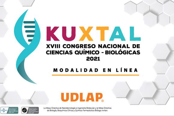 La UDLAP presenta el congreso virtual en Ciencias Químico-Biológicas