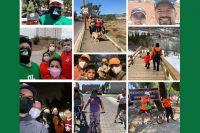 La Primera Carrera virtual familiar de Escuelas Aztecas fue de 515 kilómetros