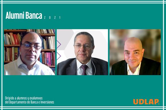 Se realiza la primera edición del Congreso de Banca e Inversiones de la UDLAP.