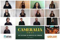 Concluye exitosamente la edición 18 de Cameralia Festival de Música de Cámara