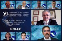 La UDLAP abre un espacio de acción pública a través de su congreso de RI y Ciencia Política