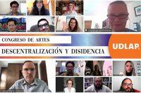 Estudiantes de la UDLAP reflexionan sobre el nuevo texto del filósofo francés Yves Michaud en el Congreso de Artes: Descentralización y Disidencia