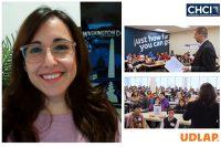Egresada UDLAP impulsa el desarrollo de líderes latinos en Estados Unidos
