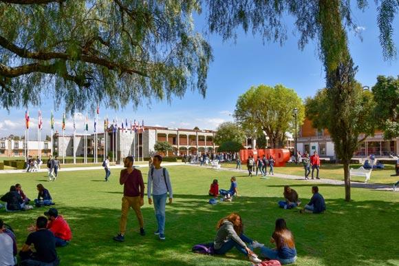 Por sexto año consecutivo se mantiene la UDLAP como líder en universidades privadas.