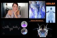 Estudiantes UDLAP se reúnen con Anouk Wipprecht diseñadora holandesa que combina la moda y la tecnología