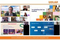 UDLAP realizó la octava Jornada de Prácticas en la Profesión Primavera 2021