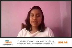 Adaptarse y aprender, Diana Coraza