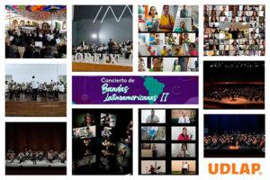 Concluye exitosamente el Congreso de Banda Sinfónica UDLAP 2021
