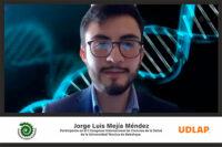 Estudiante de doctorado de la UDLAP participa en Congreso Internacional de Ciencias de la Salud