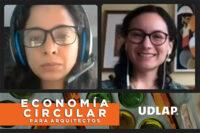 Estudiantes UDLAP y experta dialogan sobre la economía circular aplicada en la arquitectura
