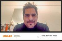 Egresado UDLAP comparte su experiencia en el mundo de la producción audiovisual y los efectos especiales