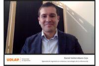 Egresado UDLAP invita a las empresas a apostar por las tecnologías de la información